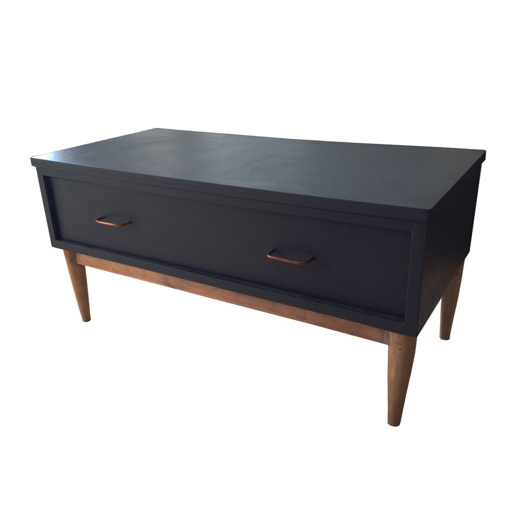 Table basse ann e 50 r tro boutique for Table exterieur largeur 50