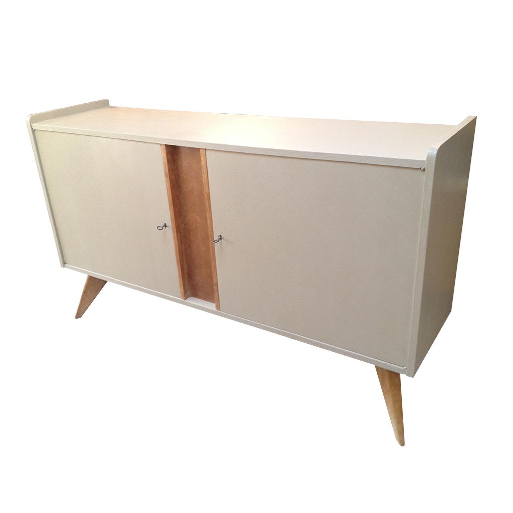 grand bahut ann e 50 r tro boutique. Black Bedroom Furniture Sets. Home Design Ideas