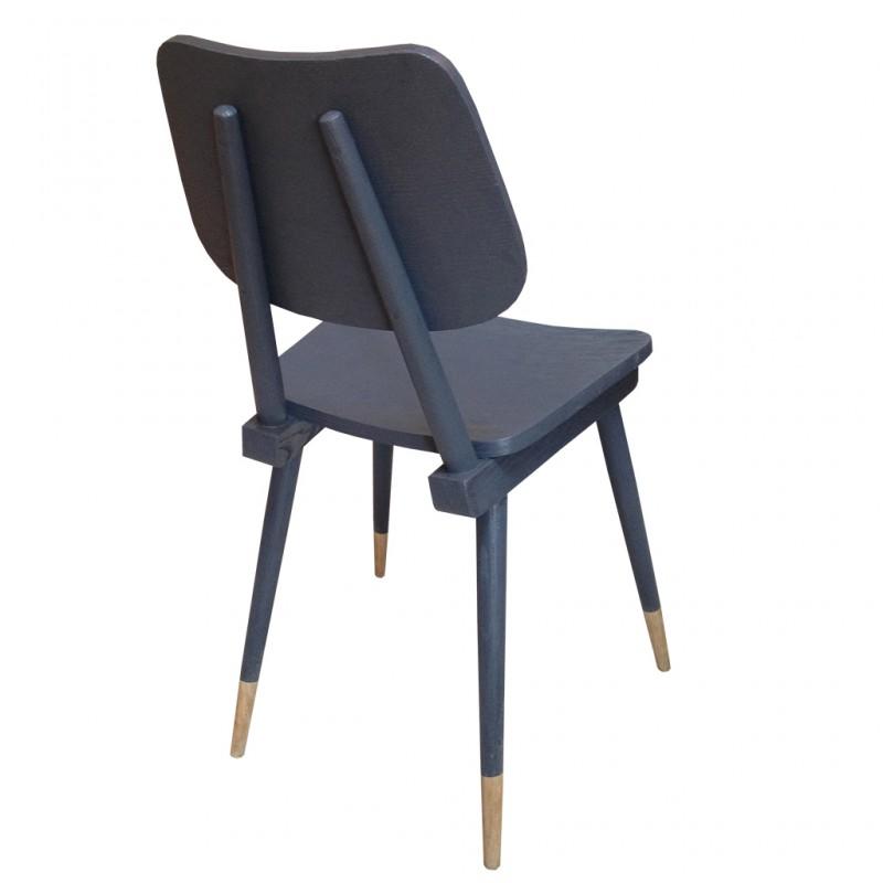 chaise gris ardoise 2